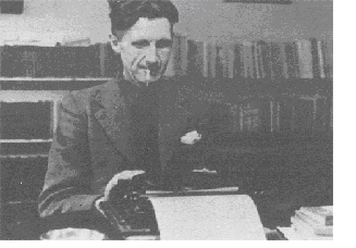 george orwell sociopolitics of the 1930s essay Get an answer for 'consider the essays, why i write by george orwell and don't you think it's time to start thinking by northrop frye what are the 1930s and.